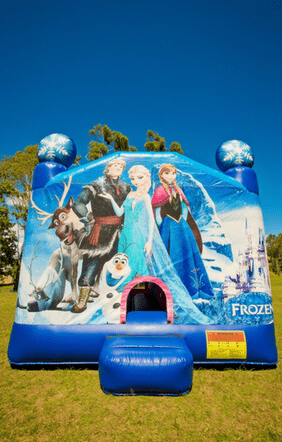 Jumping Castle Hire - Frozen