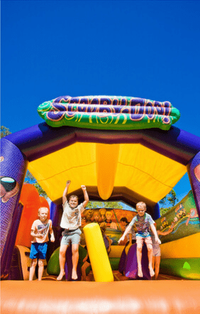 Jumping Castle Hire - Scooby